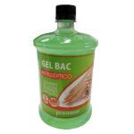 Álcool em Gel 70 Antisséptico com Aloe Vera - Frasco com 1 Litro