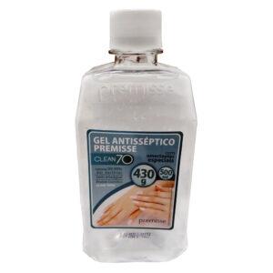 Álcool em Gel 70 Antisséptico (PREMISSE) - Frasco com 500 ml