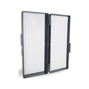 Caixa Plástica Porta Lâminas (CRAL) - Tamanho 50 Lâminas