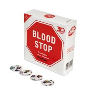 Curativo Pós Punção Venosa Divertido (BLOOD STOP) - Caixa com 500 Unidades
