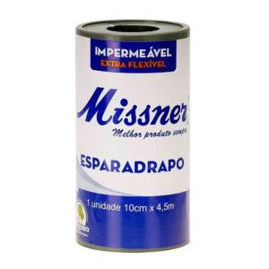 Esparadrapo Impermeável (MISSNER) 10cm X 4,5m