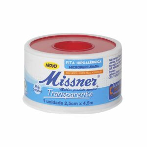 Fita Microporosa Transparente (MISSNER)