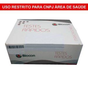 Teste Rápido Multi 7 Drogas (BIOCON) - Caixa com 10 Unidades