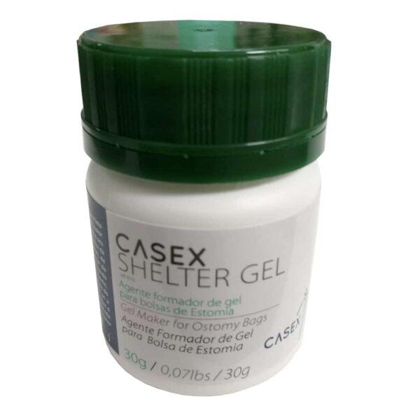 Shelter Gel para Bolsa de Estomia (CASEX) - Frasco com 30g