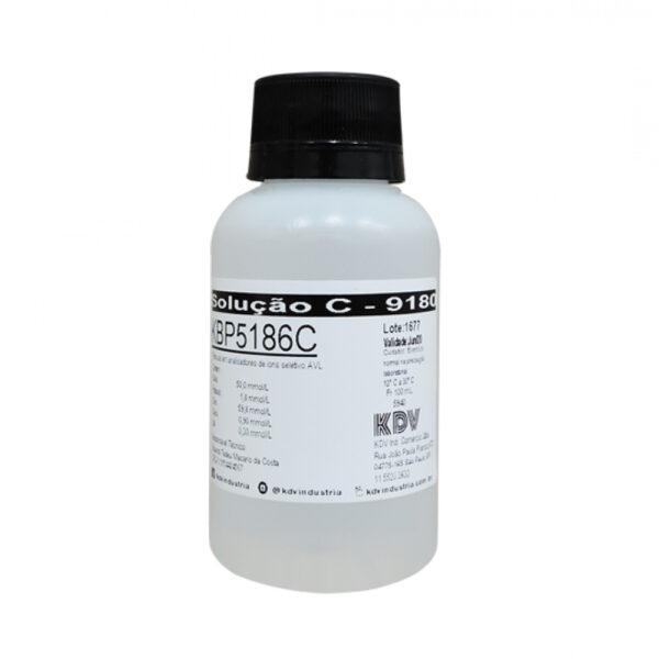 Solução (C) para AVL 9180 - Frasco com 100ml