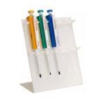 Rack (Suporte) para 5 Micropipetas Monocanais Peguepet (CRAL)