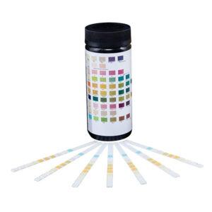 Tiras Reagentes Para Análise Urinária (CRAL) - Frasco com 100 Tiras