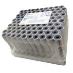 Tubo a Vácuo de Vidro Seco 9 ml (BIOCON) - Rack com 100 Unidades